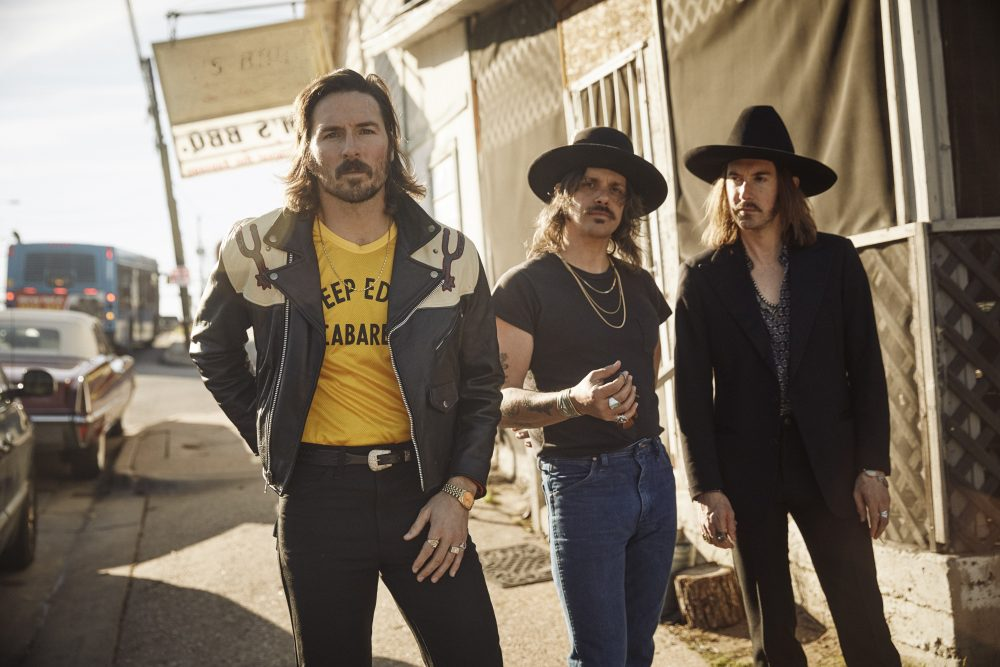 Album Review: Midland's 'Let It Roll'