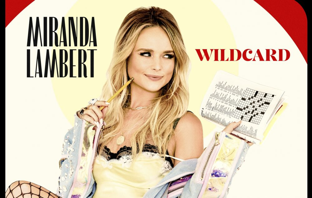 Miranda Lambert's 'Wildcard' to Arrive on November 1