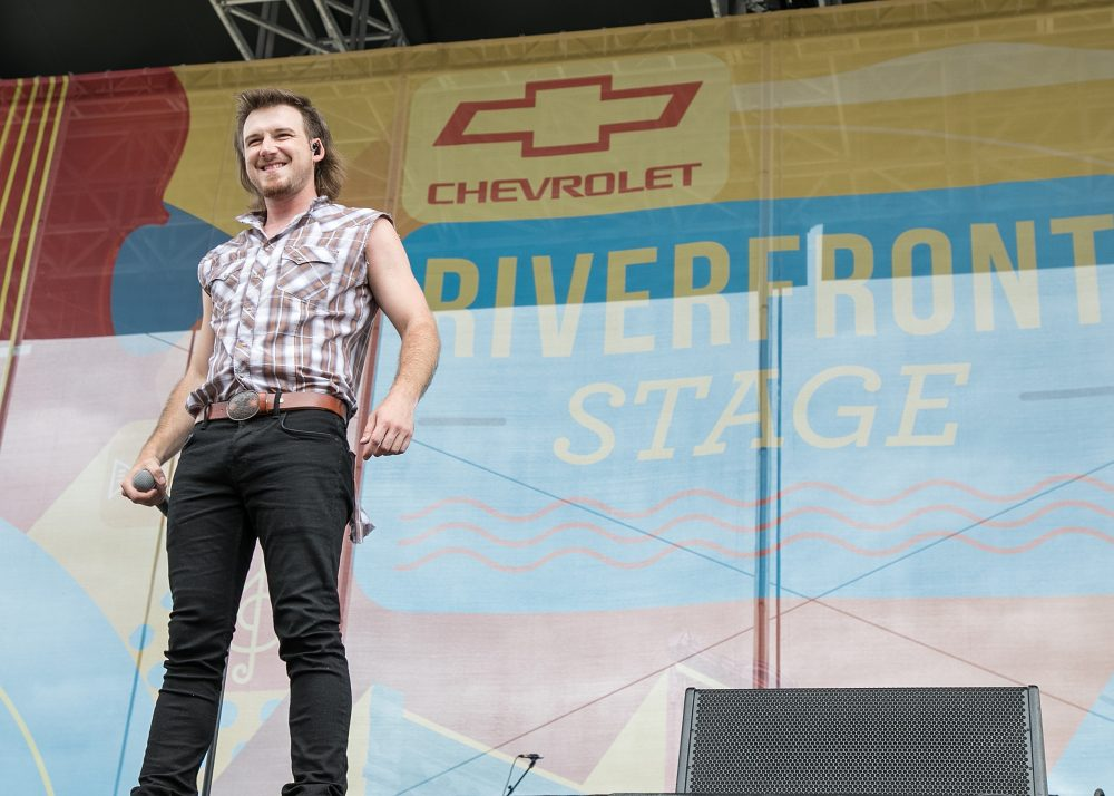 Morgan Wallen and Diplo Share Smooth Burning 'Heartless' Crossover