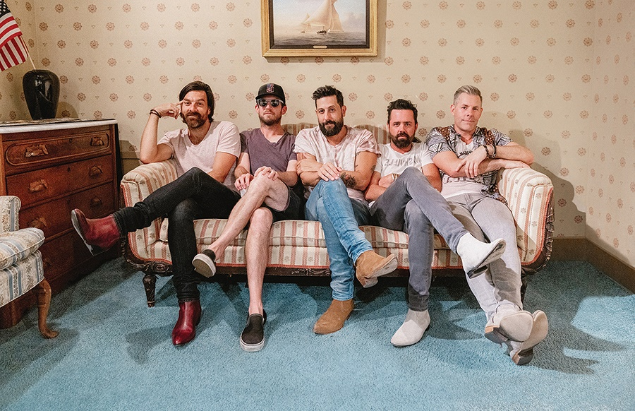 Old Dominion to Chill Out With Canadian Winter Tour