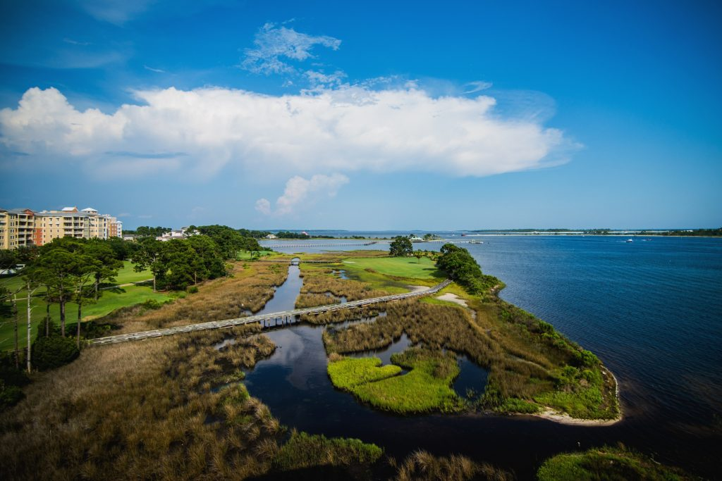 Sheraton Bay Point Resort; Photo courtesy of PanamaCityBeach.com