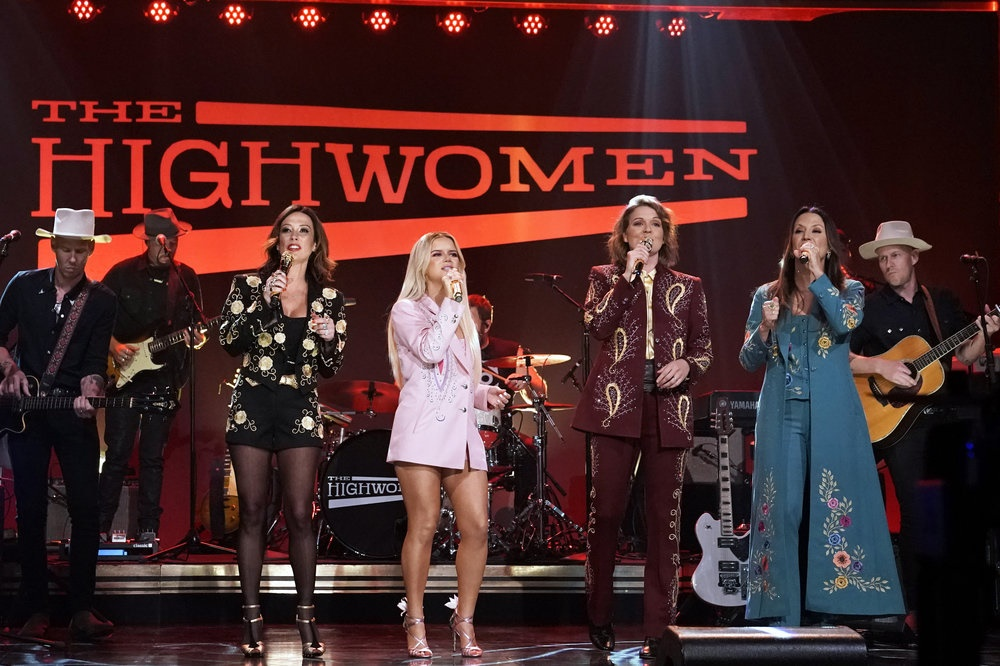 Watch The Highwomen's Stunning Cover of Fleetwood Mac's 'The Chain'
