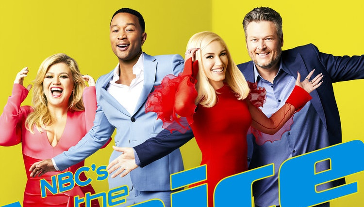 Blake Shelton and Gwen Stefani Reunite for Season 17 of 'The Voice'