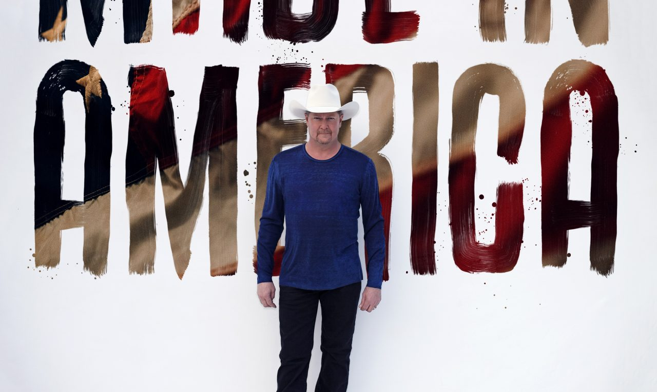 Tracy Lawrence Drops Patriotic New Album 'Made In America'