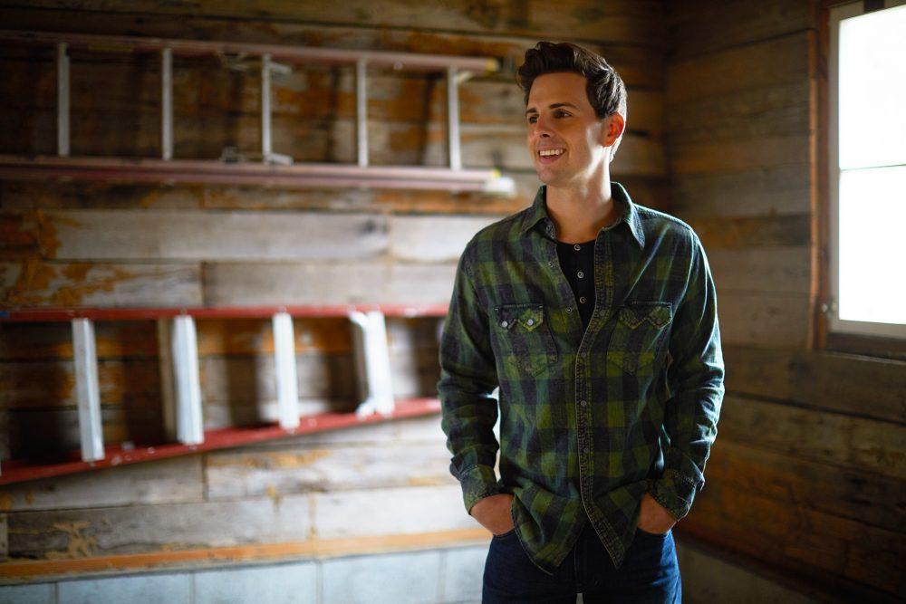 Trea Landon Steals Hearts With Debut Single, 'Loved By a Country Boy'