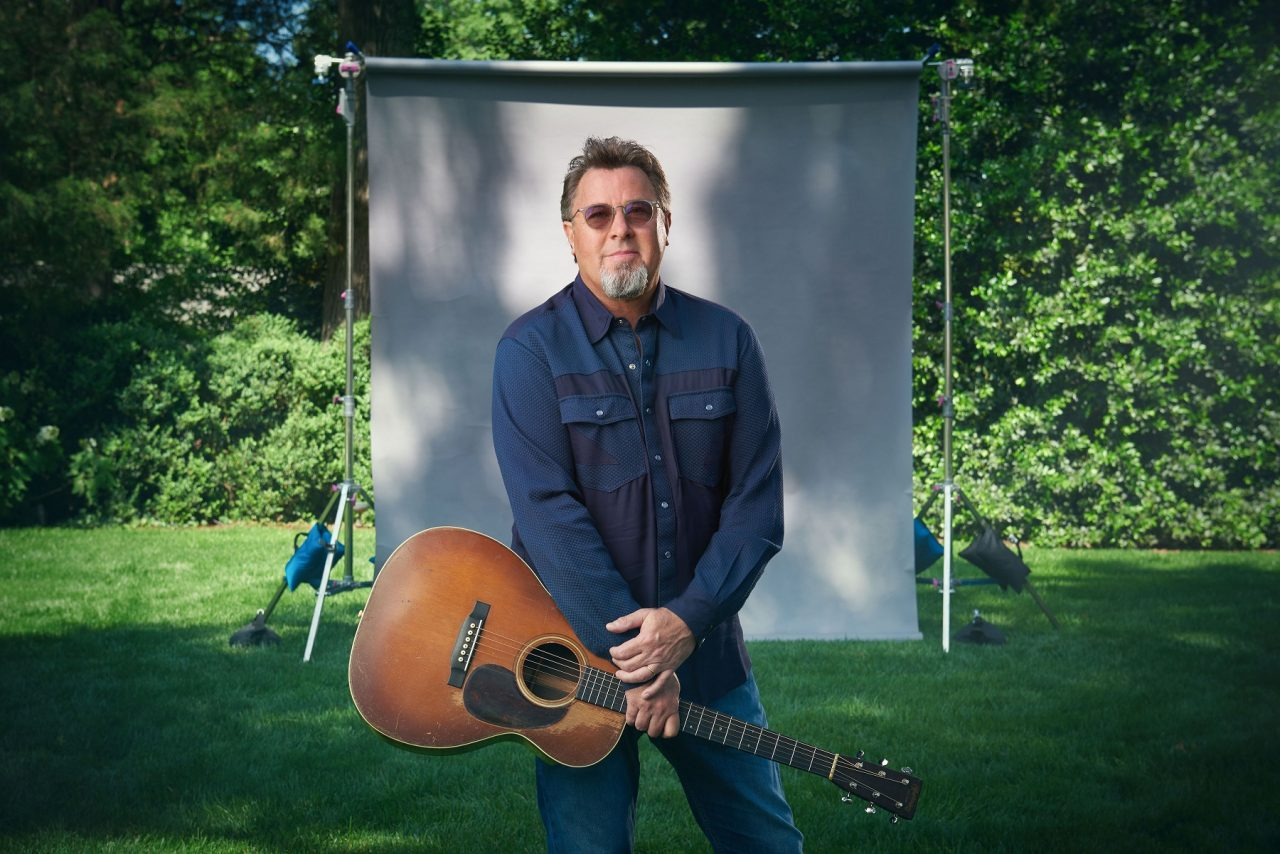 Vince Gill: The Cover Story