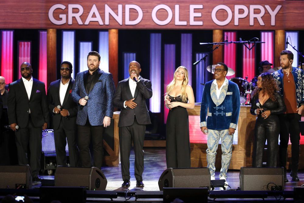 'An Opry Salute To Ray Charles' Announces Premiere Date