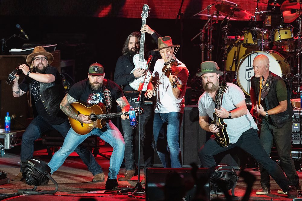 Zac Brown Band Tribute U.S. Soldiers in Genre-Exploding 'Warrior'