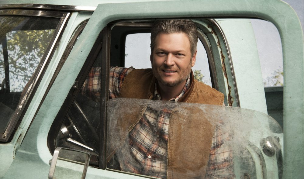 Blake Shelton to Drop 'Fully Loaded: God's Country' Album December 13