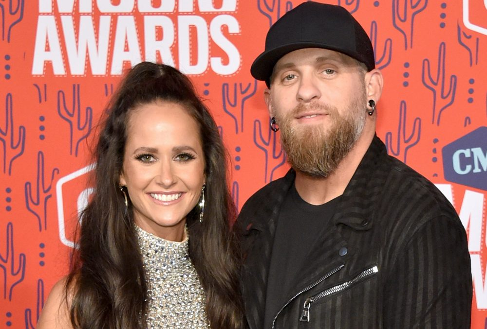 Brantley Gilbert and Wife Welcome Baby Girl, Braylen Hendrix