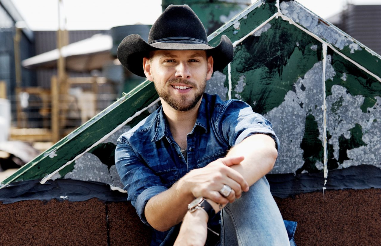 Canadian Cowboy Brett Kissel Rides into the United States with 'Drink About Me'