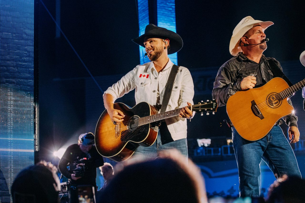 Brett Kissel Recalls Meeting Garth Brooks in His Ellen Underwear