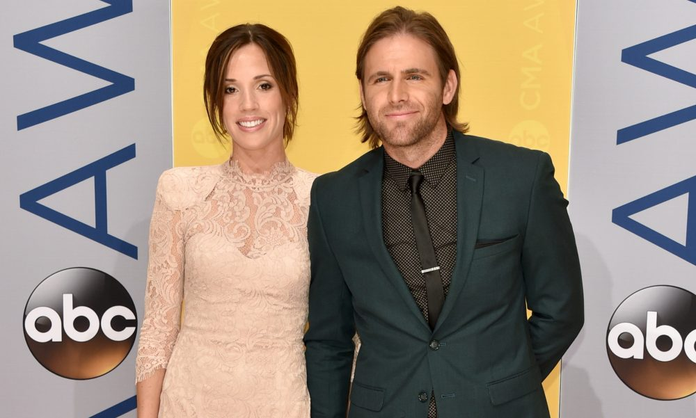 Canaan Smith and Wife Welcome Baby Girl, Virginia Rose