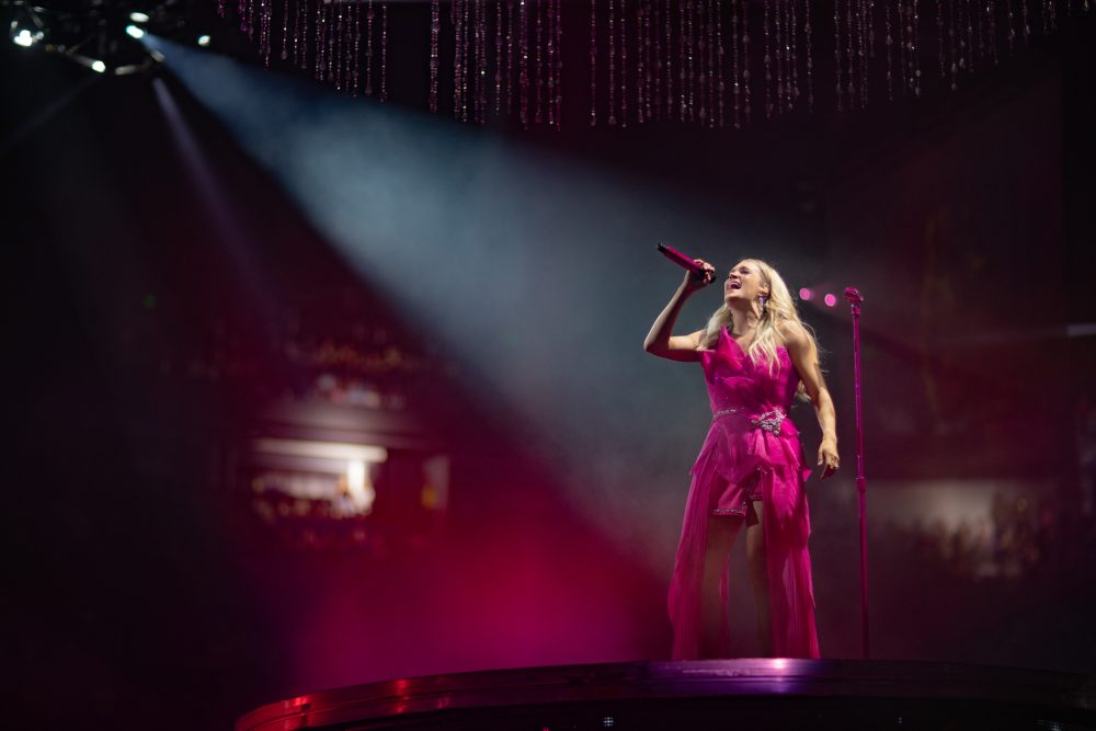 The 5 Best Things We Saw at Carrie Underwood's Cry Pretty Tour 360
