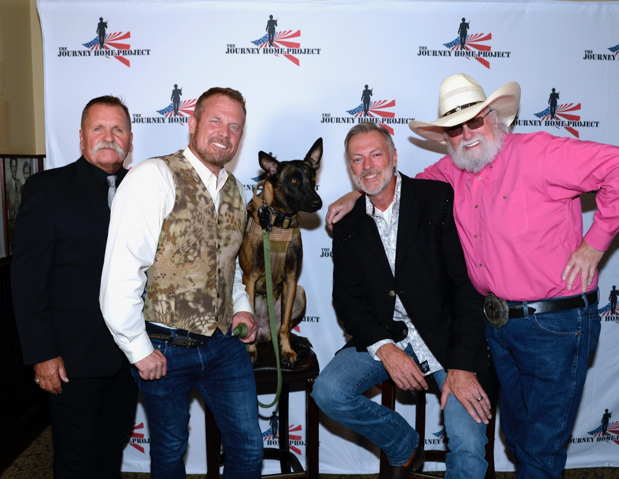 Charlie Daniels Supports Vets with Annual Patriot Award Dinner