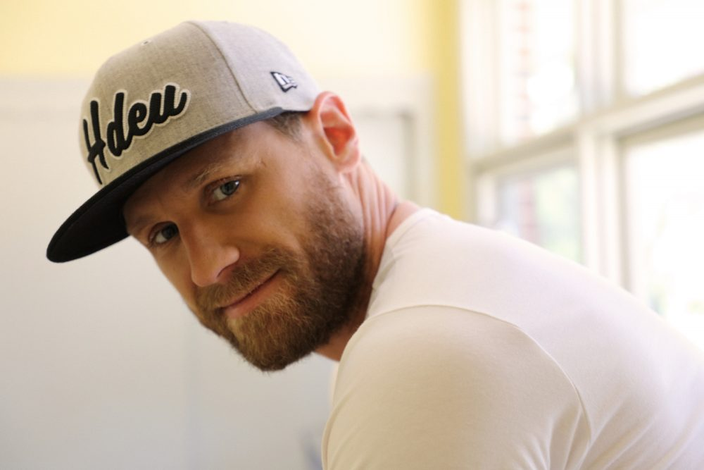 Chase Rice Hits the Gridiron With ESPN and Taco Bell