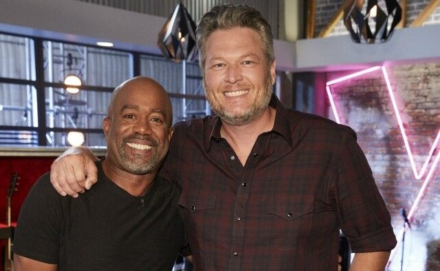 Darius Rucker Joins 'The Voice' As Team Blake Shelton's Battles Advisor