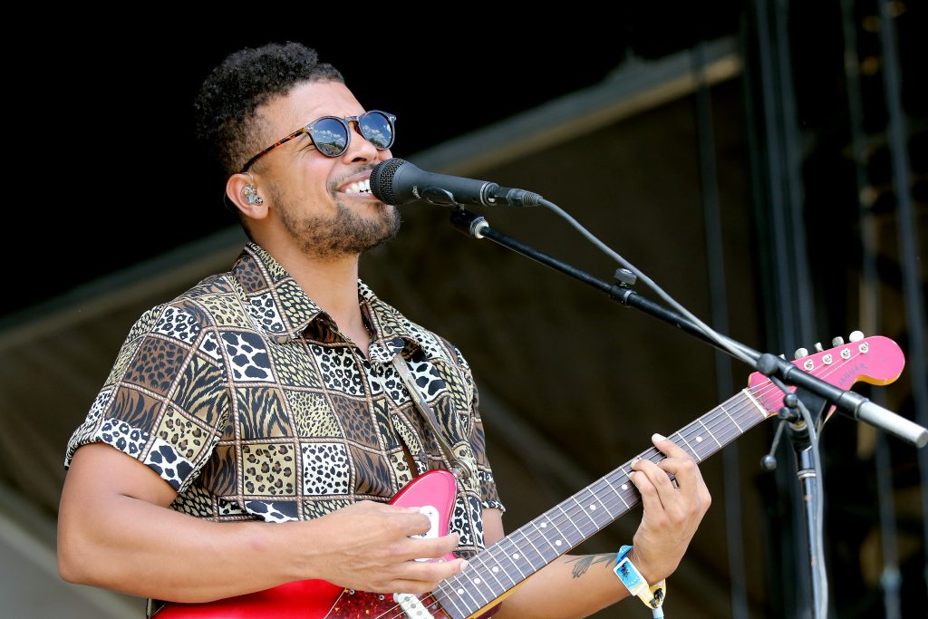 FRANKLIN, TENNESSEE - SEPTEMBER 22: Devon Gilfillian performs onstage during day 2 of the 2019 Pilgrimage Music & Cultural Festival on September 22, 2019 in Franklin, Tennessee. (Photo by Terry Wyatt/Getty Images for Pilgrimage Music & Cultural Festival)