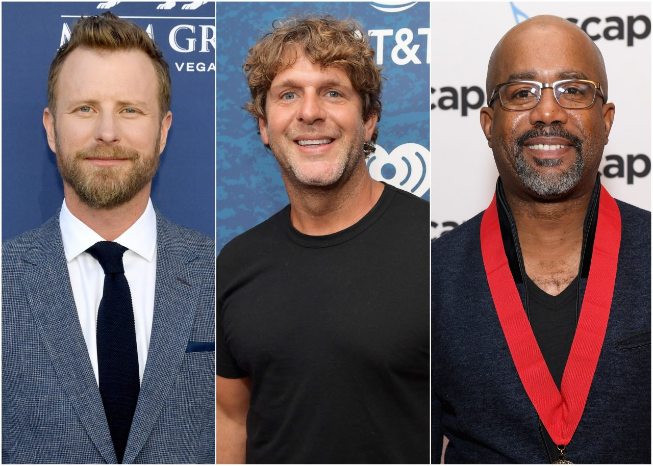 Dierks Bentley, Billy Currington, Darius Rucker And More To Perform At Hurricane Dorian Relief Concerts