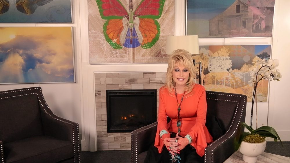 Dolly Parton and Kirkland's Release From the HeART Collection