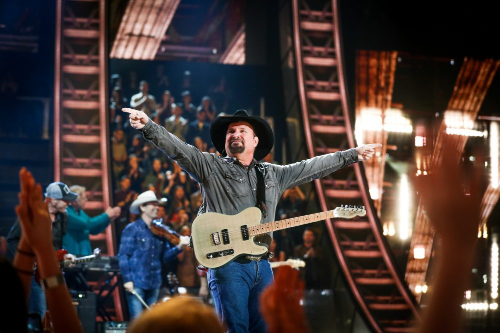 Garth Brooks Teams Up With A&E For 'Garth Brooks: The Road I'm On' Biography
