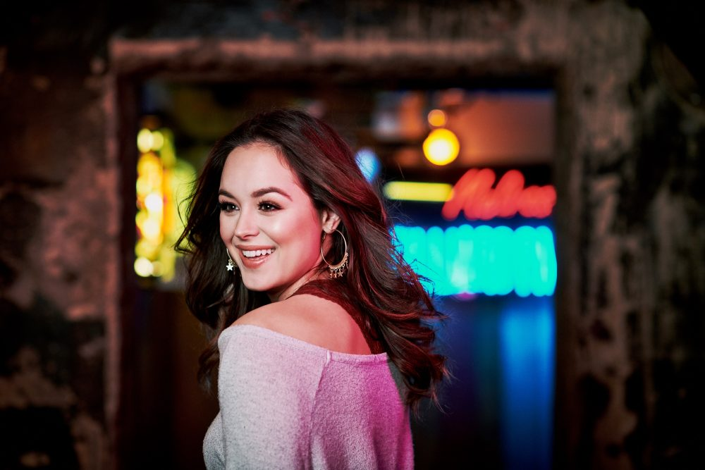 Hayley Orrantia Finds Her Happy Place on 'Nights and Weekends'