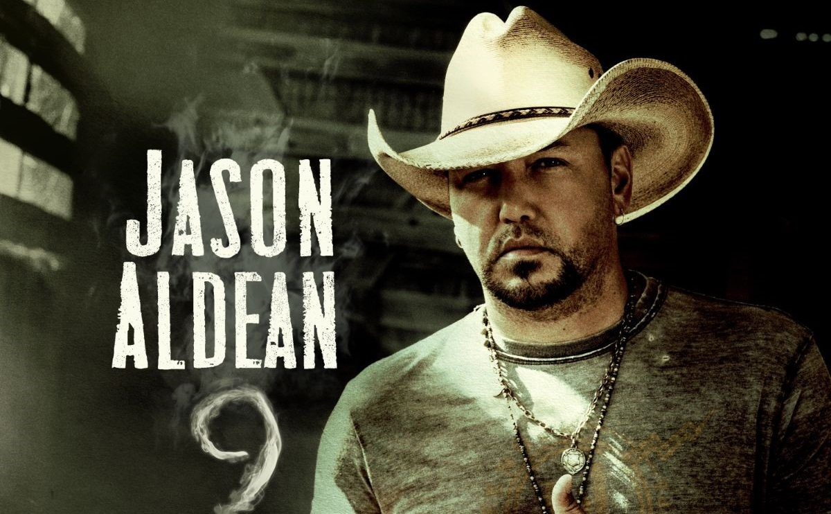 Jason Aldean Returns With New '9' Album and 'We Back' Single