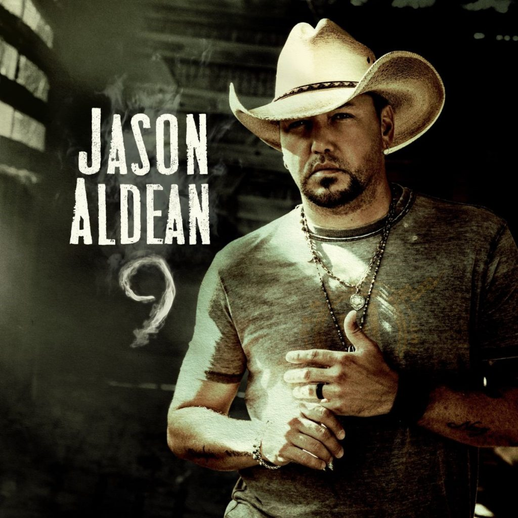 Jason Aldean; Cover art courtesy of The GreenRoom