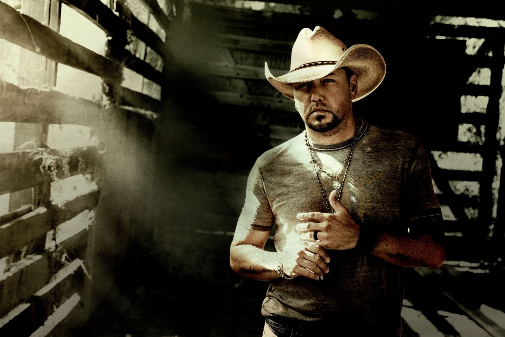 Jason Aldean Plots 2020 Return With We Back Tour