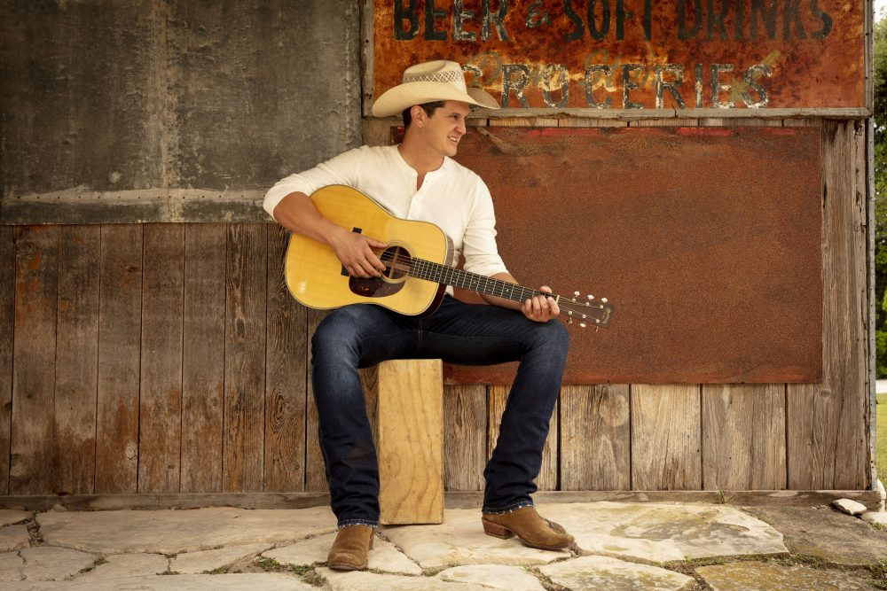 Jon Pardi Talks Confidence, Fear and Traditional Country Music