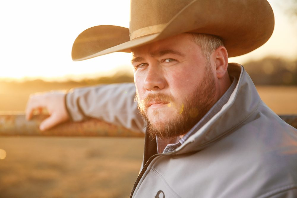 Texas Artist Josh Ward Celebrates Top 40 Breakout, 'The Devil Don't Scare Me'