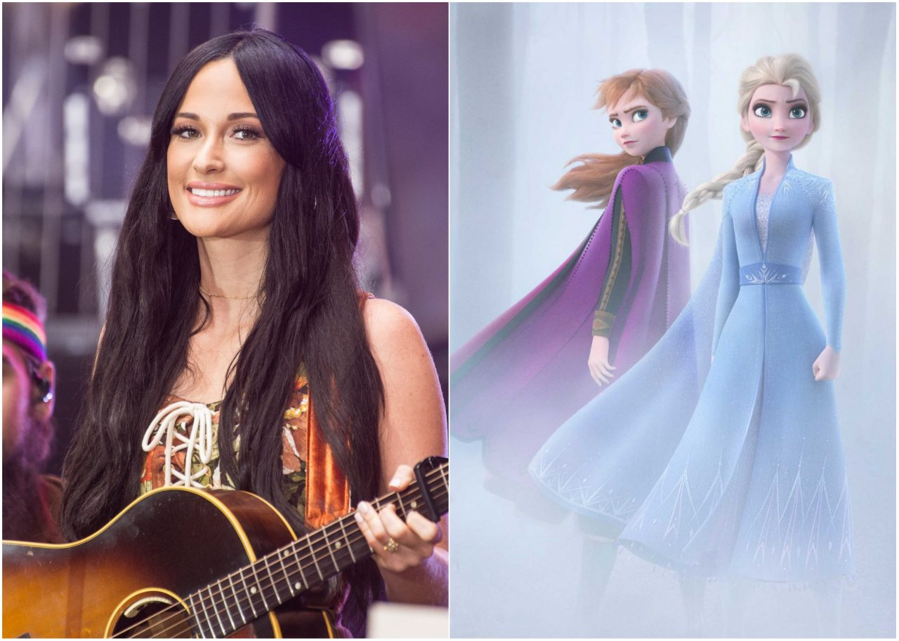 Kacey Musgraves Featured in 'Frozen 2′ Soundtrack