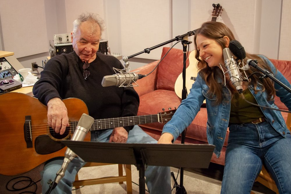 John Prine and Newcomer Kelsey Waldon Team on his Iconic Hit 'Paradise'