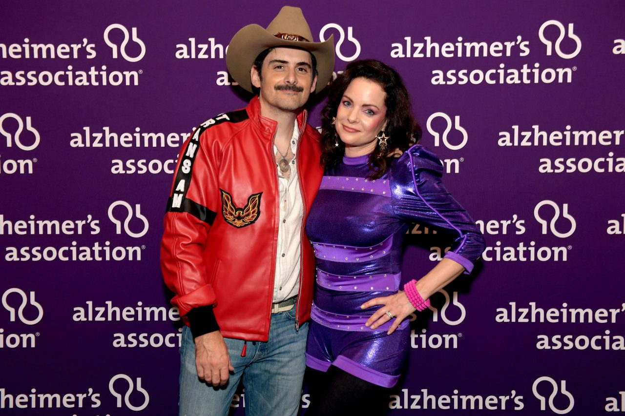 Kimberly Williams-Paisley's Dance Party to End Alzheimer's Keeps Spirits Alive
