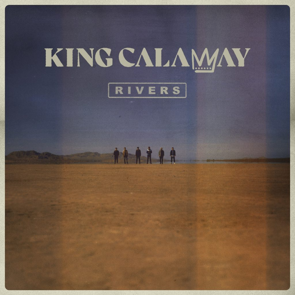 King Calaway; Cover art courtesy of Full Coverage Communications