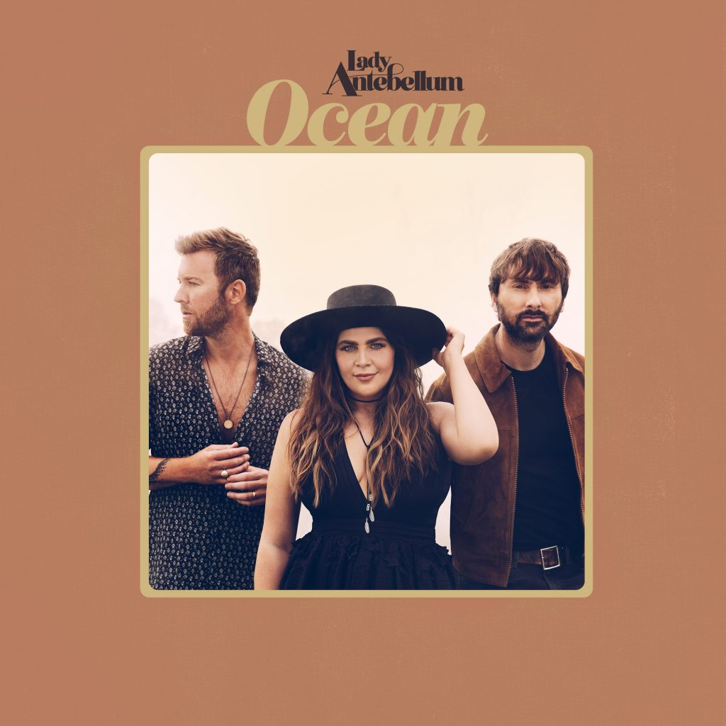 Lady Antebellum; Cover Art Courtesy of BMLG Records