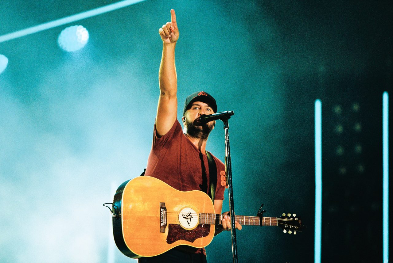 Luke Bryan to Turn the Opry Pink for Breast Cancer Awareness