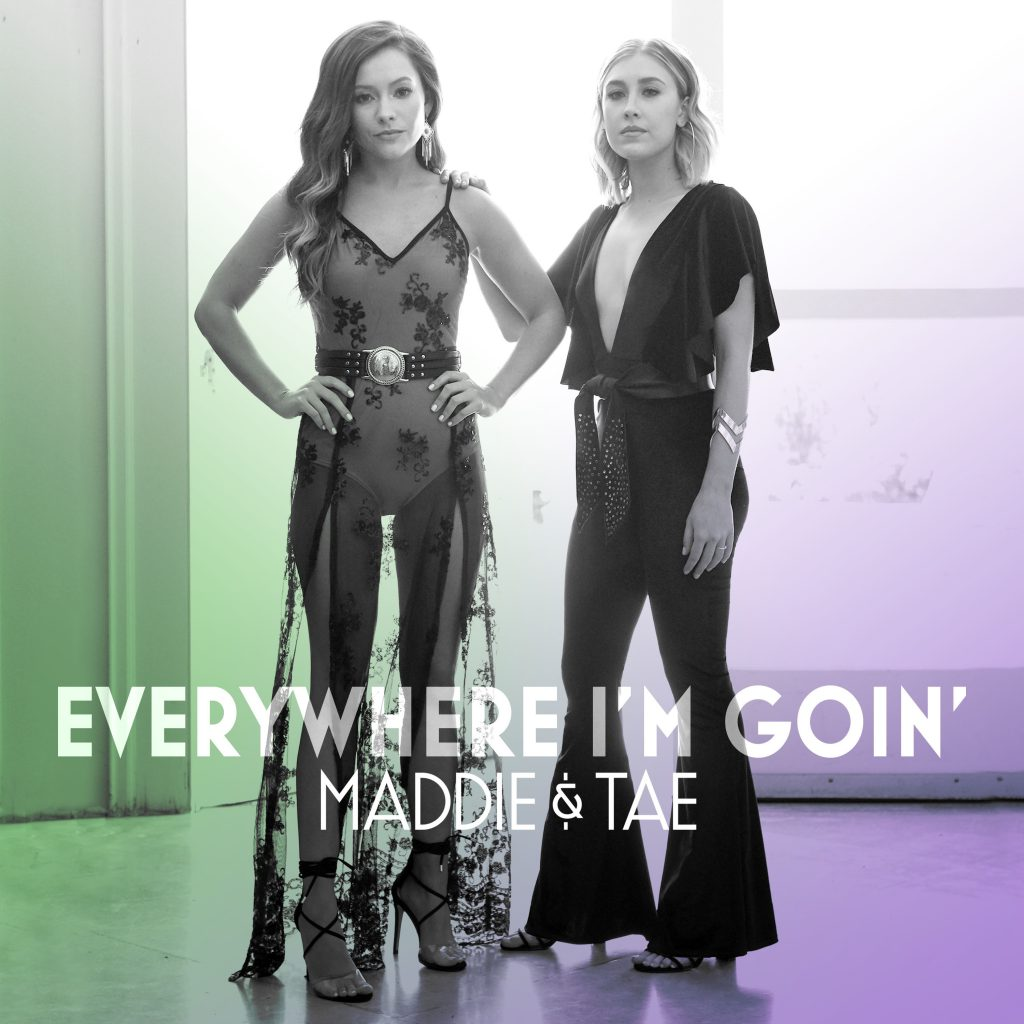Maddie & Tae; Cover art courtesy of The GreenRoom
