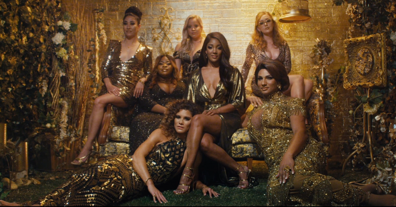 Mickey Guyton Premieres Golden Music Video For 'Sister'