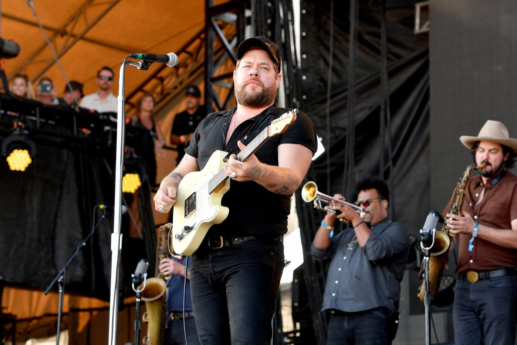 FRANKLIN, TENNESSEE - SEPTEMBER 22: Nathaniel Rateliff & The Night Sweats performs onstage during day 2 of the 2019 Pilgrimage Music & Cultural Festival on September 22, 2019 in Franklin, Tennessee. (Photo by Erika Goldring/Getty Images for Pilgrimage Music & Cultural Festival)