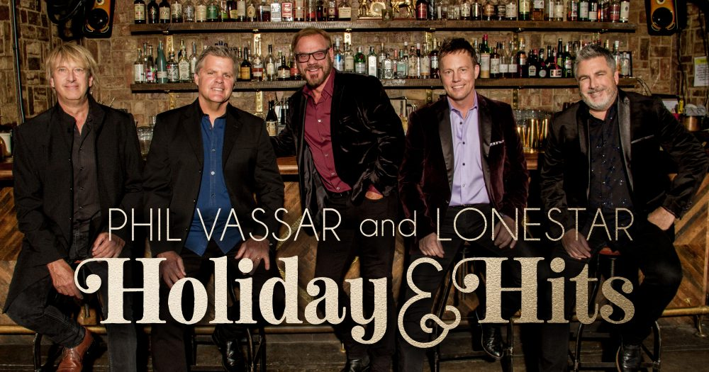 Phil Vassar and Lonestar to Join Forces for Holiday & Hits Tour