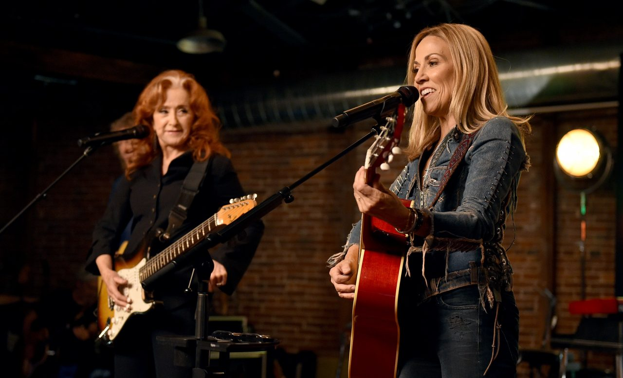 Sheryl Crow Sings With Bonnie Raitt, Champions New Generation of Artists During 2019 AmericanaFest Event