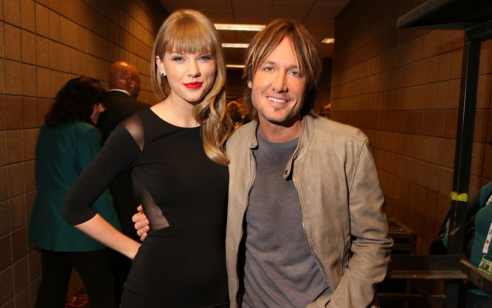 Listen to Taylor Swift and Keith Urban on 'That's When (From The Vault)'