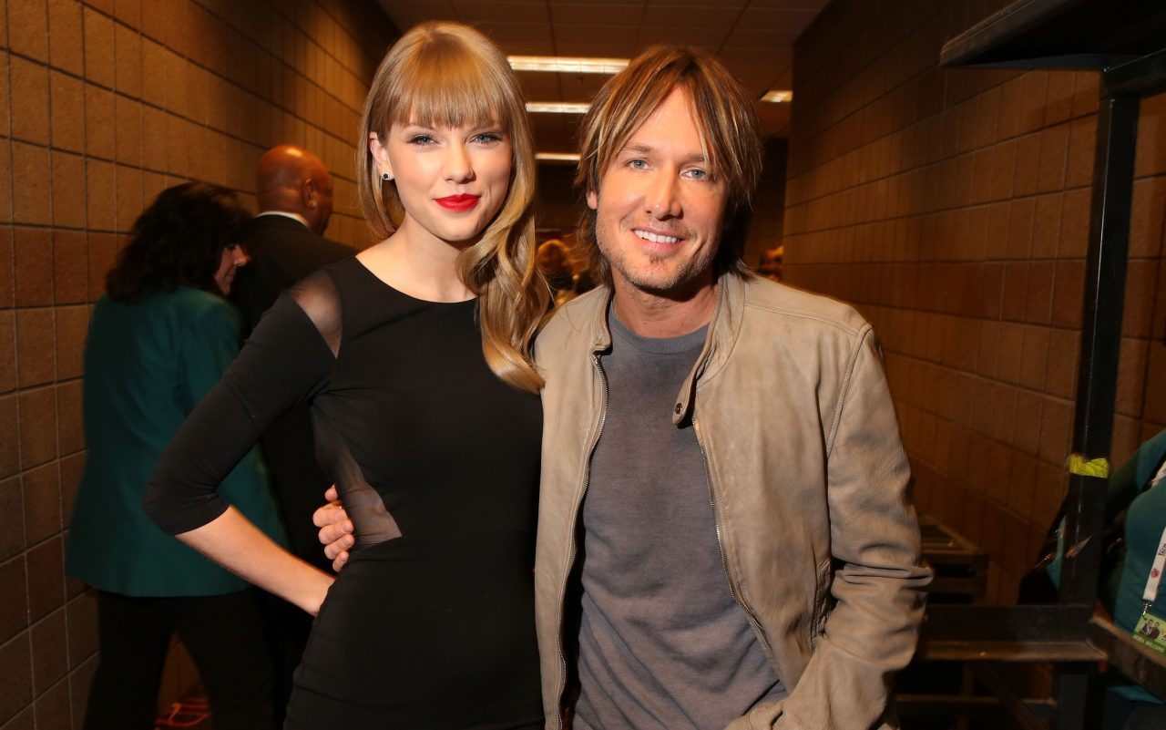 Taylor Swift's 'Heart Exploded Into Confetti' After Keith Urban Covers 'Lover'