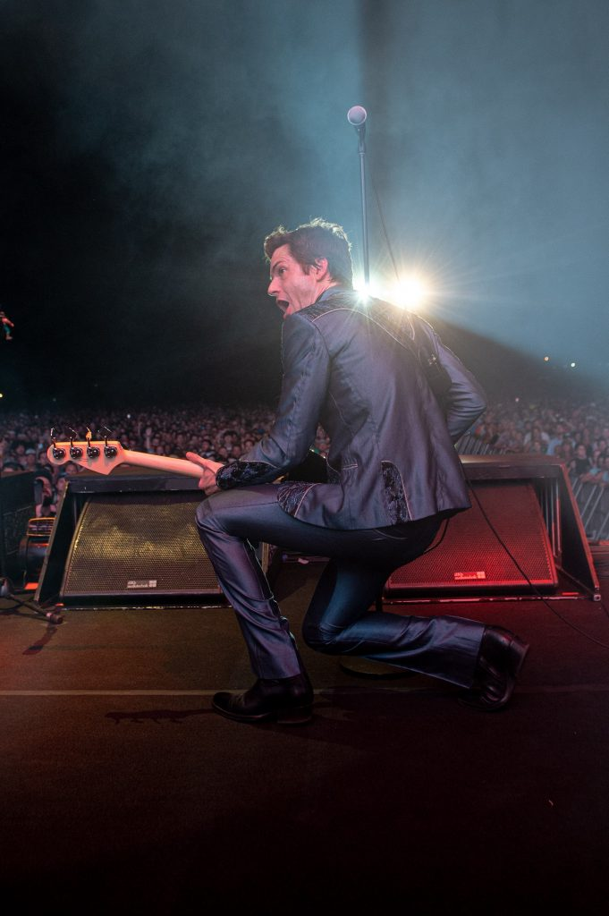 The Killers; Photo by Rob Loud