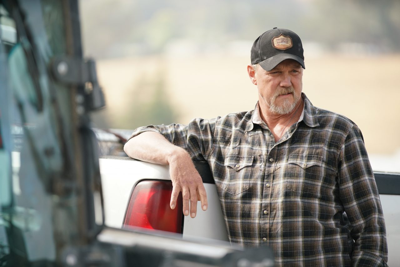 Trace Adkins Related to His Role in New Film, 'Bennett's War'