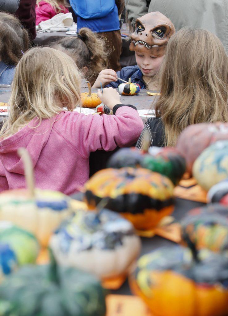 Pumpkinfest; Photo credit: Williamson Heritage Foundation