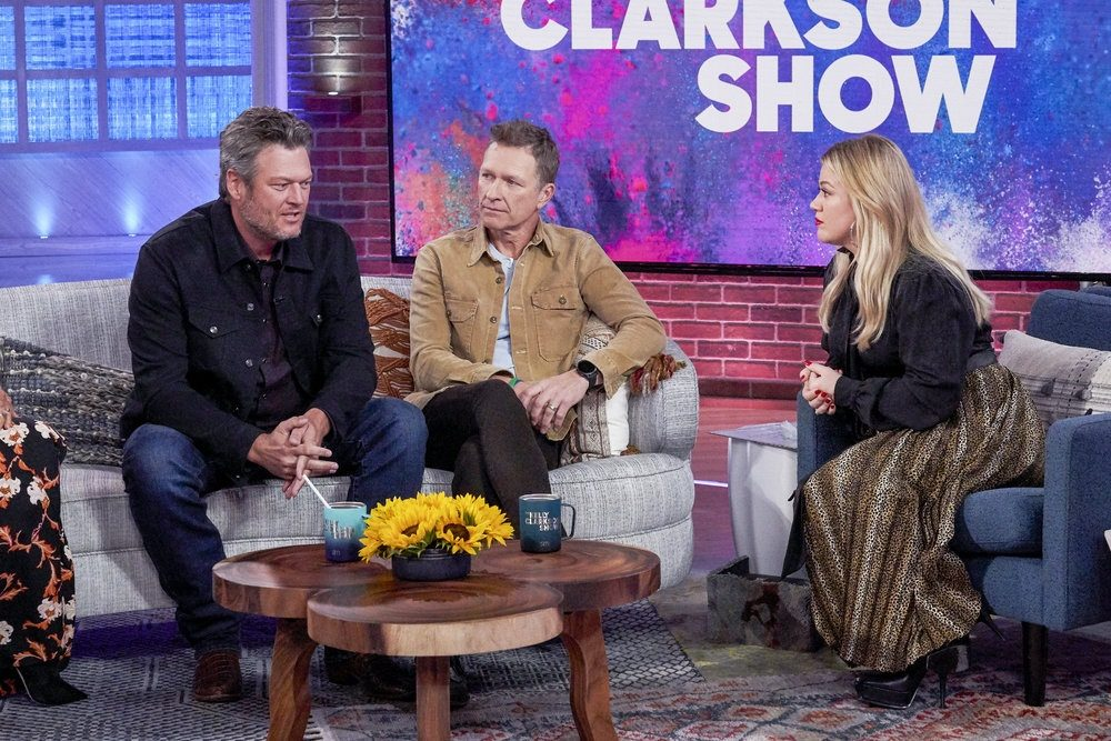 Craig Morgan Stuns on 'Kelly Clarkson,' Gets Surprised by Blake Shelton