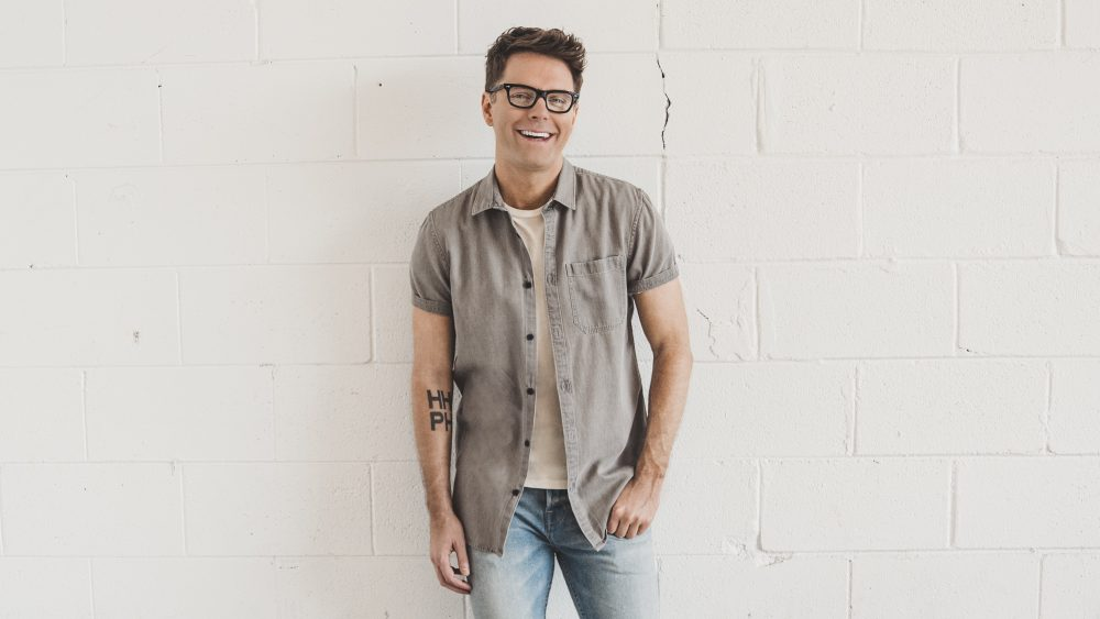 Bobby Bones Stays Busy with New Game Show and EP