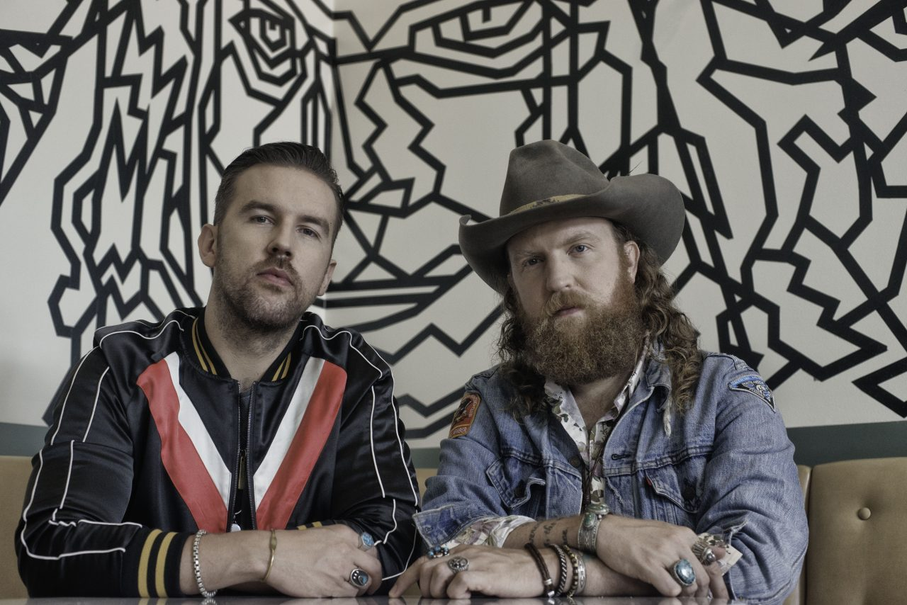 Brothers Osborne to Take Field for Thanksgiving NFL Halftime Show